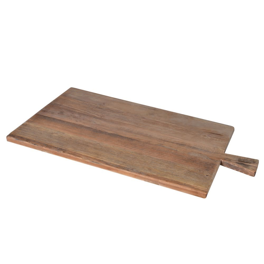 Recycled Wooden Bread Board - Rectangle