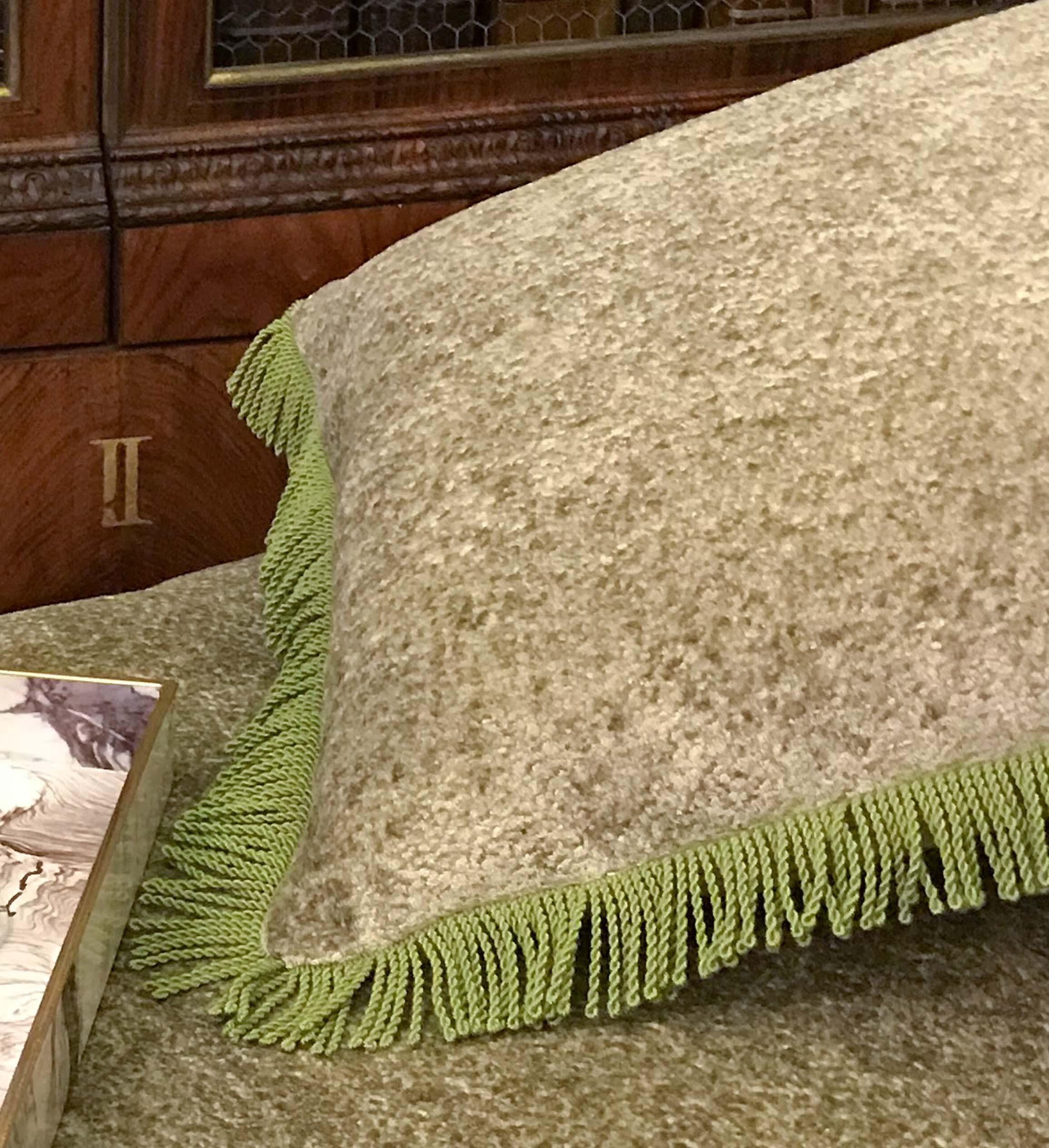 Layla Shearling Cushion