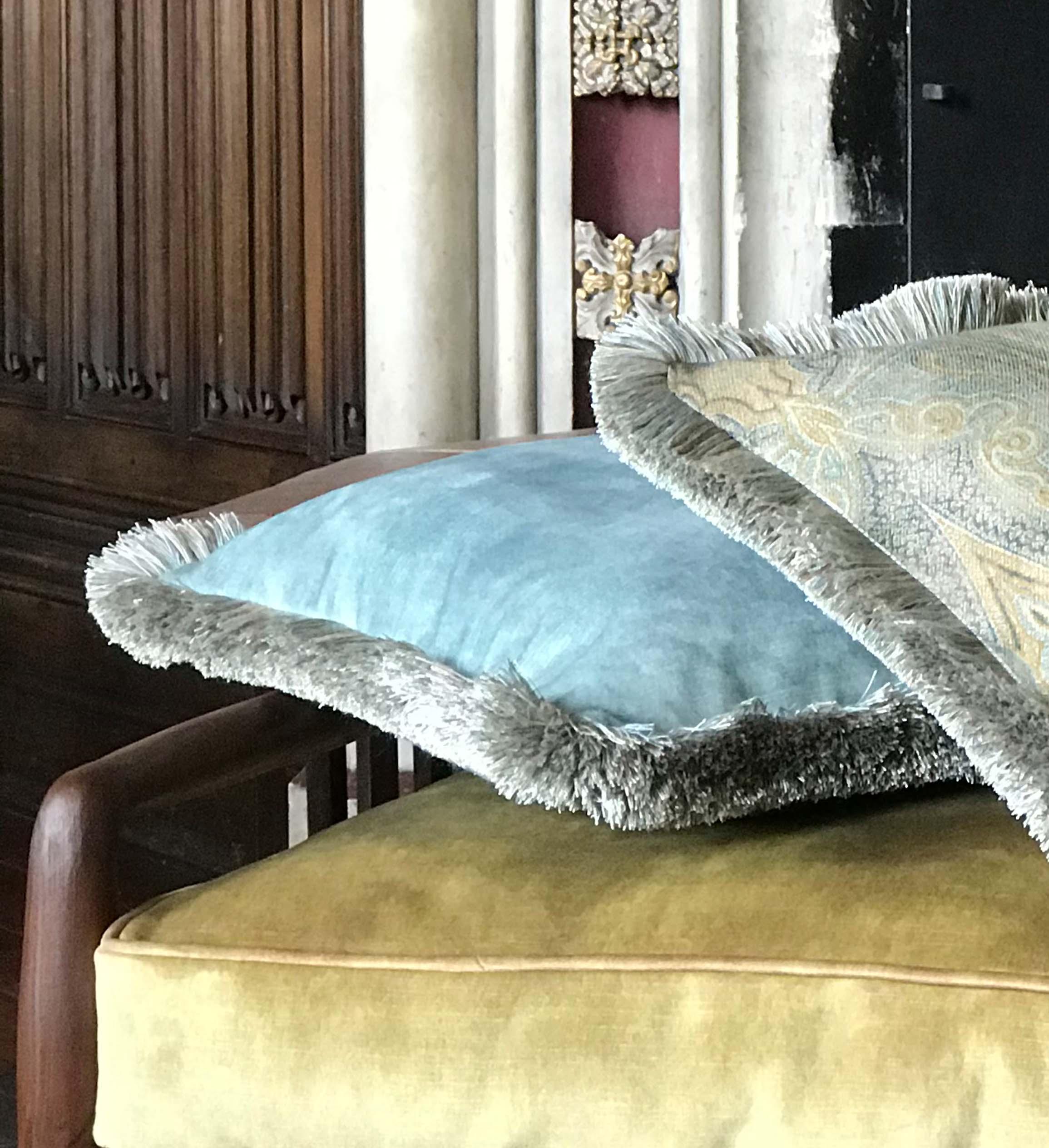 Antonella Velvet Cushion
