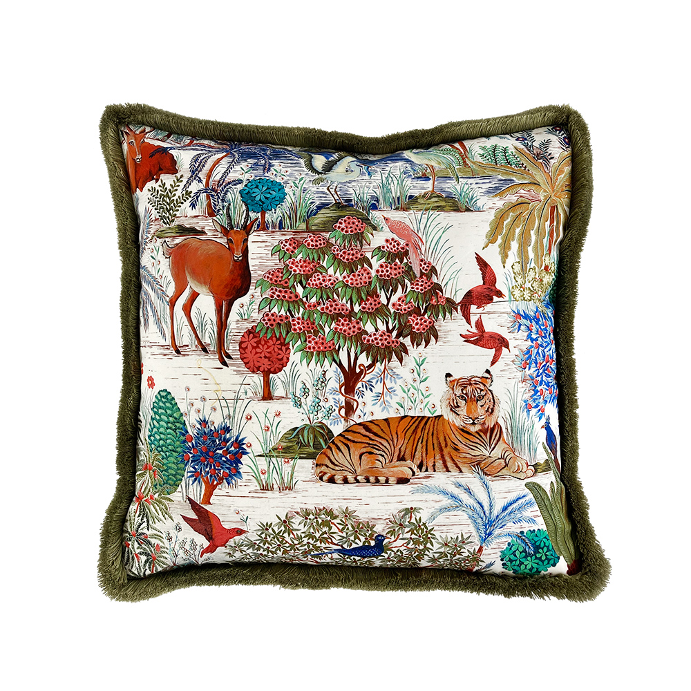 Day Tiger Cushion