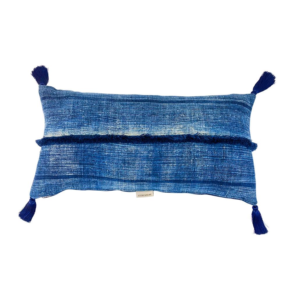 Moody Blue Cushion