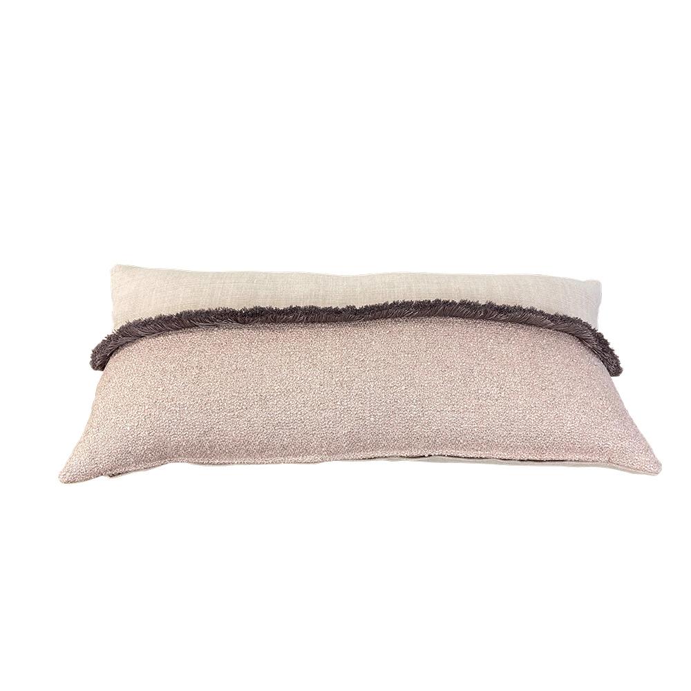 Derb Cushion Pink