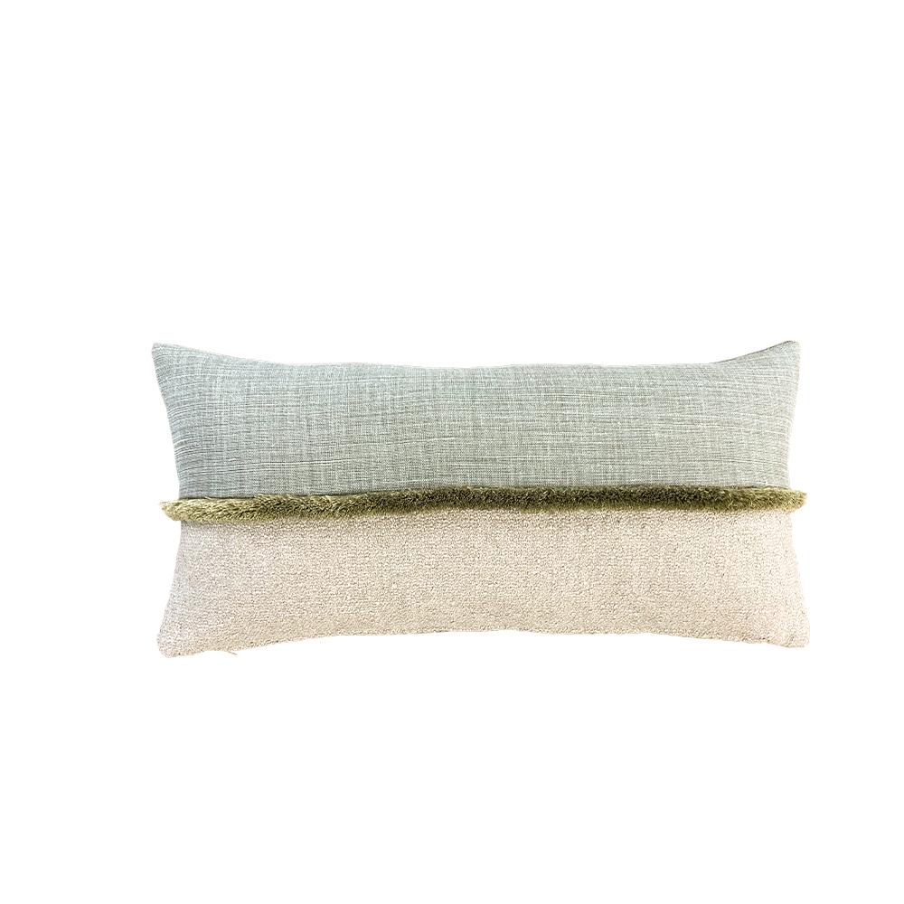 Derb Cushion Sage