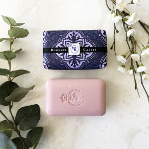 Castelbel Rhubarb & Cassis Soap
