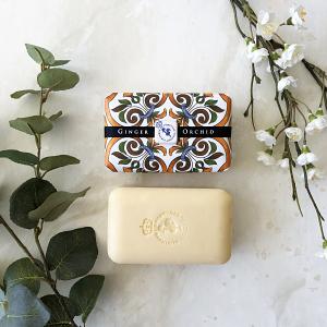 Castelbel Ginger & Orchid Soap