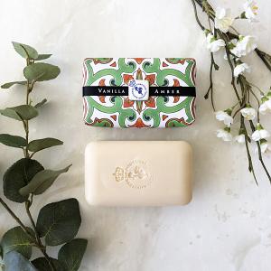 Castelbel Vanilla & Amber Soap
