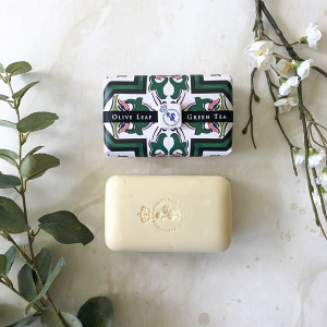 Castelbel Olive Leaf & Green Tea Soap