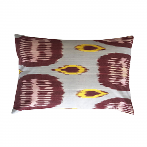 Cushion Kasuri