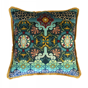 Ca' d'Oro Cushion 60 x 60 with Sunburst Ruche