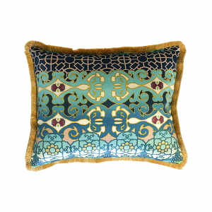Ca' d'Oro Cushion 40 x 50 with Sunburst Ruche