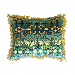 Ca' d'Oro Cushion 40 x 50 with Sunburst Fringe
