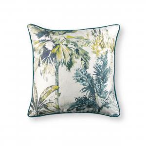 Romo Japura Cushion in Indian Green