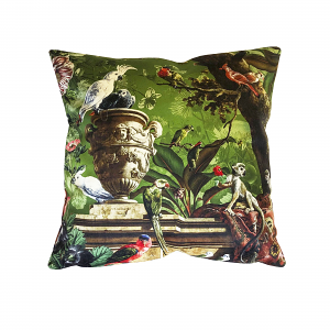 Cushion Monkey Garden 40 x 40