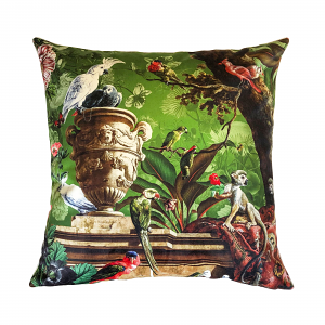 Cushion Monkey Garden 60 x 60
