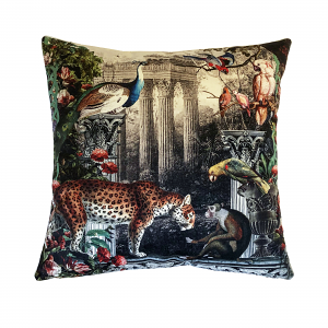 Cushion Mystical Garden 60 x 60