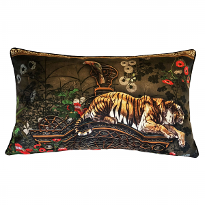 Cushion Tiger Monkey 40 x 65