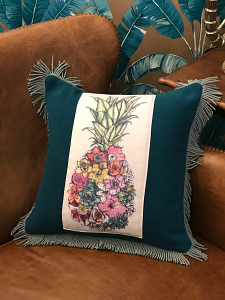 Pineapple Cushion 40 x 40