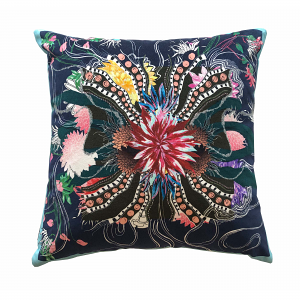 Christian Lacroix Ocean Blooms Ruisseau Cushion