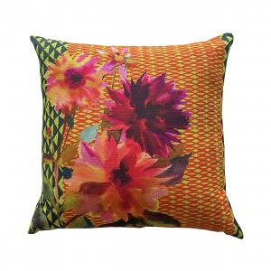 Manchu Alchemilla Cushion