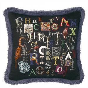 Christian Lacroix Do You Speak Lacroix? Cushion