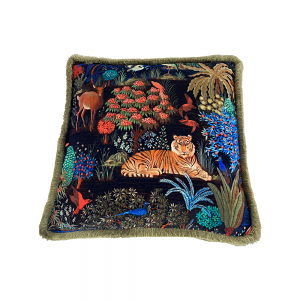 Night Tiger Cushion