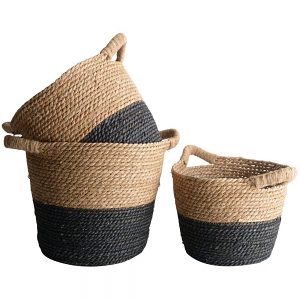 Basket Shaw - Set of Three