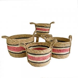 Souk Baskets - Set Of Four