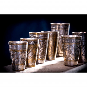 Vintage Lassi Cup