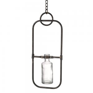 Flatiron Hanging Bud Vase - Small