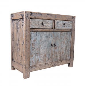 Antique Chinese Wine Cabinet