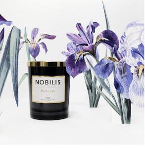 Nobilis Poudre D'iris Candle