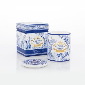 Castelbel Portus Cale Gold & Blue Candle