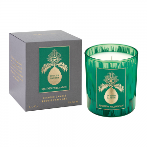 Matthew Williamson Candle English Garden Green