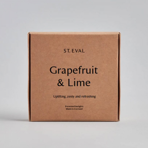 St Eval Grapefruit & Lime Tealights