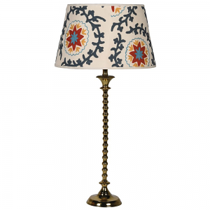 Lamp Jacobean