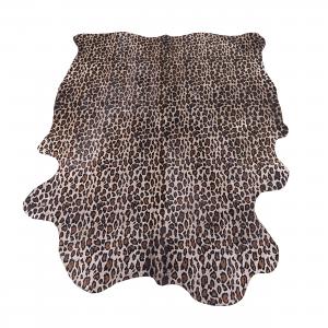 Cowhide Leopard Print