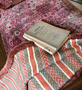 Olivia Reversible Throw