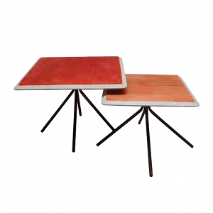 Side Tables Muralla – Set of Two