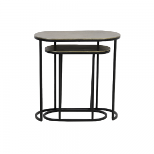 Side Table Cavalli - Set of Two